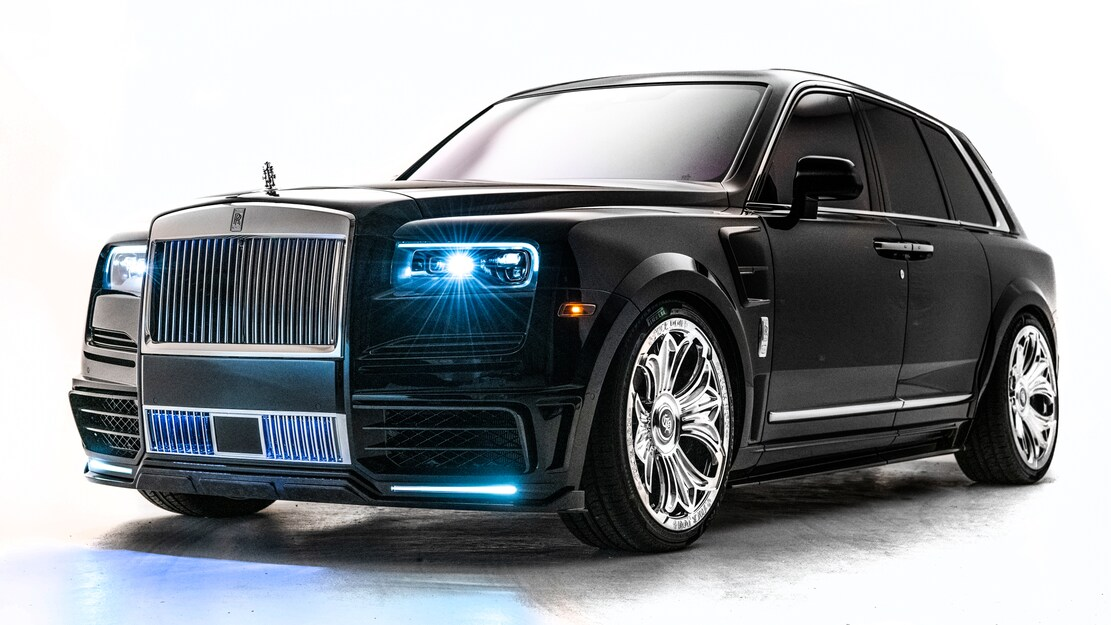 Chinese Rolls-Royce Customers Are Buying  Million Cars With Their Smartphones